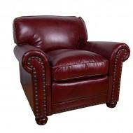 Кресло AY Lazzaro кожаное 100х100х90 см
