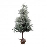 Дерево искусственное Можжевельник в снегу 135 см