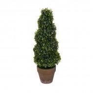 Дерево искусственное Бухус спиралевидный 60 см