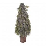 Дерево искусственное Ель в снегу 31 см