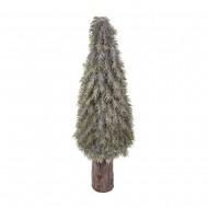 Дерево искусственное Ель в снегу 45 см