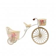 Подставка для цветов Велосипед мини 50х30х20
