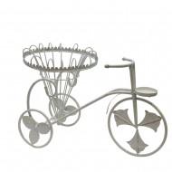 Подставка для цветов Велосипед 50х30х30