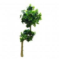 Искусственное дерево Шефлера бонсаи 140 см