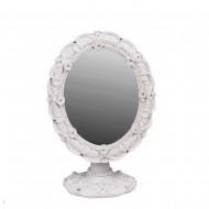 Зеркало настольное 27х18 см