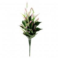 Букет из искусственных цветов  зелень 52см