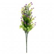 Букет из искусственных цветов  зелень 45см