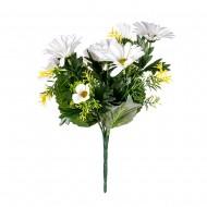 Букет Хризантем искусственный 35 см