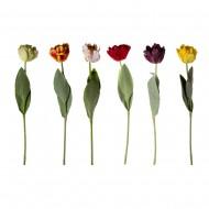 Цветок искусственный Тюльпан 56 см