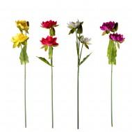 Цветок искусственный Лотос 74 см
