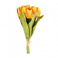 Цветок искусственный Тюльпан  28 см