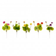 Цветок искусственный Лотос 43 см