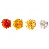 Искусственная головка Хризантемы 13 см