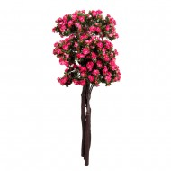 Искусственное цветущее дерево Азалия 140 см