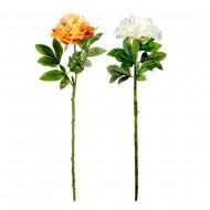 Цветок искусственный  Пион 56 см