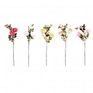 Цветок искусственный Роза 95 см