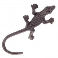 Интерьерное украшение Ящерица 30 см