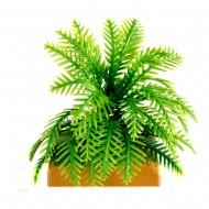 Искусственные цветы мини дерево пальма 5 см
