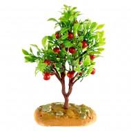 Искусственные цветы мини дерево 15 см