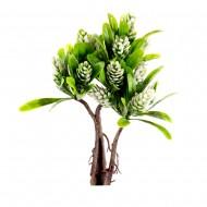 Цветок искусственный Бонсай 20 см