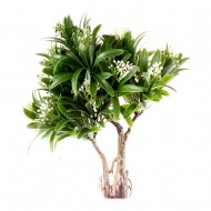 Цветок искусственный Бонсай 22 см