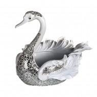 Ваза Лебедь 40х30х30 см