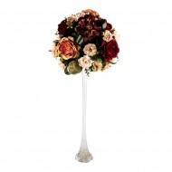 Композиция  Букет шар с розами