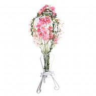 Композиция  Подставка с орхидеями