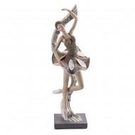 Статуэтка Балерина 11х9,5х35 см