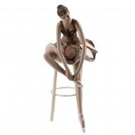 Статуэтка Балерина 14х10х22,5 см