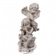 Статуэтка садовая Ангелочки 39х18 см