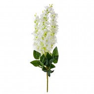 Цветок искусственный Глициния букет 38 см