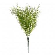 Зелень искусственная светло-зеленая 40 см