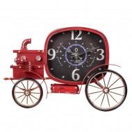 Часы металлические ретро автомобиль 48х32х8 см
