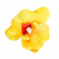 Искусственная головка Орхидеи 9 см