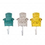 Набор из 3х вешалок Кресло 15 см