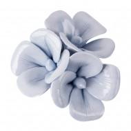 Цветок декоративный  керамический 8х8х4,5 см