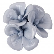 Цветок декоративный  керамический 10х10х4,5 см