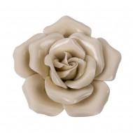 Цветок декоративный  керамический 7х7х3,5 см