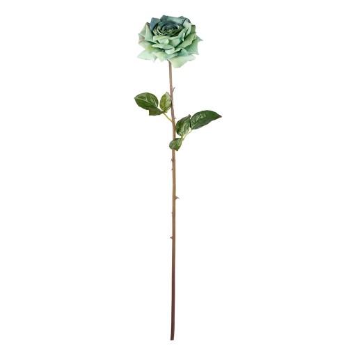 Цветок искусственный Роза 71 см
