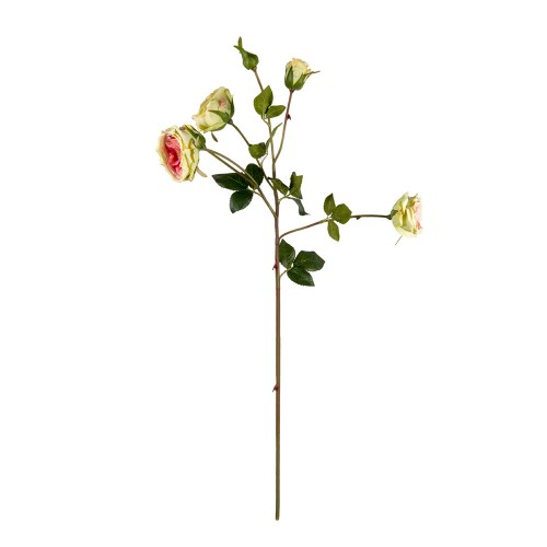 Цветок искусственный Роза 67  см