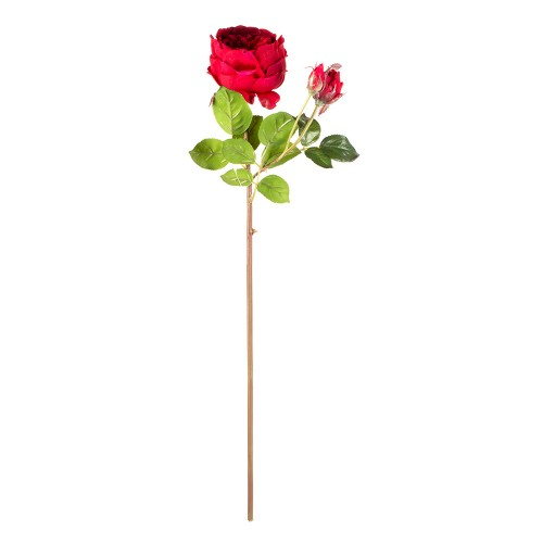 Цветок искусственный Роза 68 см