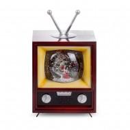 Новогоднее украшение Телевизор 21 см (свет)