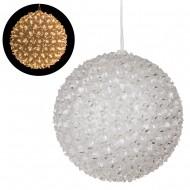 Интерьерное украшение Шар (150 ламп Свет желтый)
