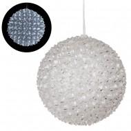 Интерьерное украшение Шар (150 ламп Свет белый)