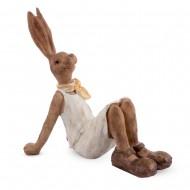Статуэтка Крольчиха в платье 28х23 см