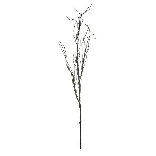Ветка искусственная зеленая 144 см