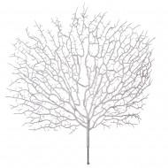 Ветка искусственная белая 2 шт 39 см