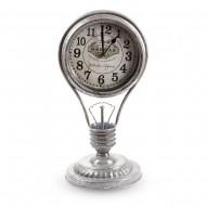 Часы настольные Лампочка 23х32х45 см