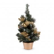 Новогоднее украшение Елка с украшениями 50 см